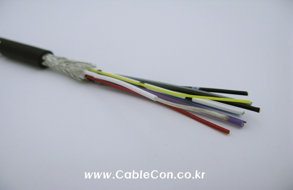 Belden 7804E Hybrid Optical Fiber Cable SMPTE311M